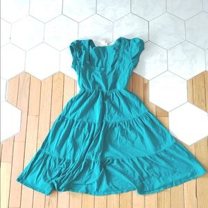 Dresses & Skirts - ⚡️final sale⚡️teal dress